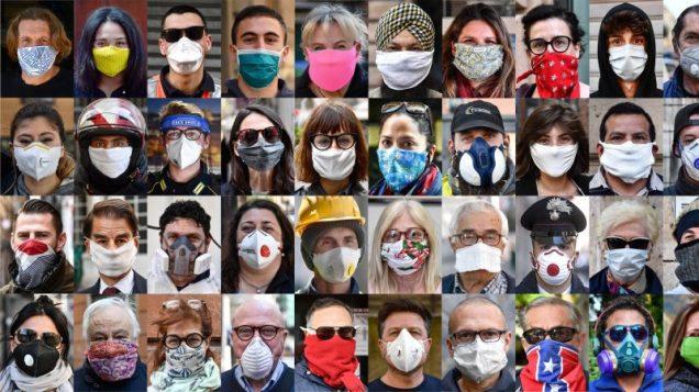 Masks - 4